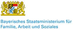 Bayerisches Staatsministerium für Familie, Arbeit und Soziales logo
