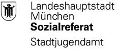 München Sozialreferat Stadtjugendamt logo